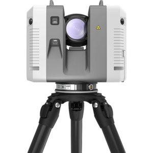 3d Laserscanning - Leica-rtc360